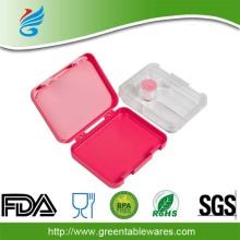 Yumbox Leakproof Bento लंच बॉक्स कंटेनर (कस्टम रंग) बच्चों के लिए