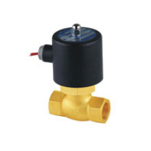 2L Series 2/2 Way Brass Steam Solenoid Valve