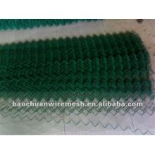 50 * 200m m (fabricante) Galvanizado / PVC cubierto Hexagonal Wire Mesh / ganado Red de alambre