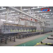 Large Gas Cylinder Heating Furnace (Industrial Furnace)
