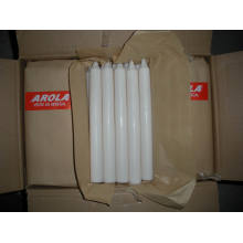 Daily Use Ordinary White Stick Candles
