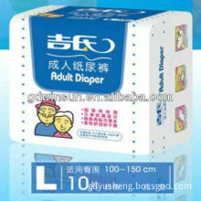 OEM,Populer,high quality disposable adult diaper
