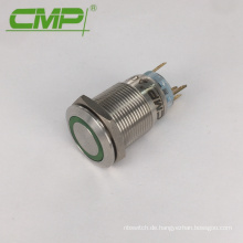 CE Ring LED 19mm Druckschalter mit Licht