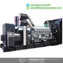 Japan 1600KW 2000KVA Mitsubishi engine diesel generator