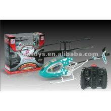 ¡Caliente !! Mini IR 2channel, helicóptero teledirigido del control 2CH R / C