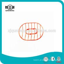 Iron Wire Soap Stand / Mini Metal Coating Jabonímetro / Soap Rack para banheiro