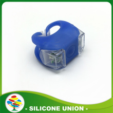 New Design Silicone LED Bicycle Light