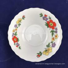 bulk ceramic salad bowl wholesale