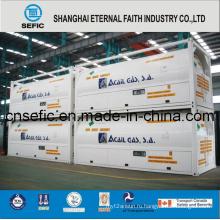 2014 контейнер-цистерна низкого давления T75 для сжиженного газа (ISO-T75-20FT)