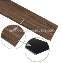 Venda quente clique piso vinílico pranchas de piso em pvc