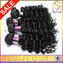 Best Seller 2015 Pre-bonded Kinky Curly 18 Virgin Brazilian Hair Extension