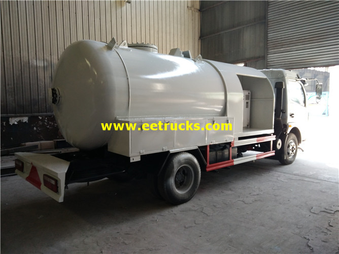 Propane Gas Filling Trucks