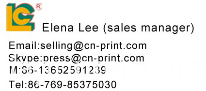 1 color pad printing machine LC-PM1-150T