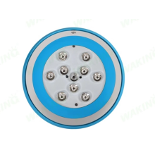 Светодиодное освещение бассейна из нержавеющей стали с полимерным наполнением