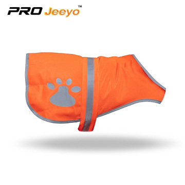 High reflective vest for the safety of dogs