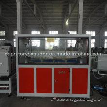 PVC-Rohr 90-250mm, das Maschine herstellt