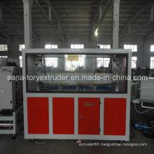 90-250mm Plastic PVC Pipe Making Machine