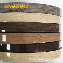 Hot Jual PVC Edge Banding High Gloss Color