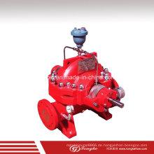 UL gelistet Feuerlöschpumpen mit UL Motor und Bedienfeld