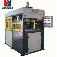 Automatic thick and deep plastic vacuum forming machine