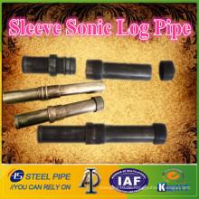 Verschiedene Typen Sonic Log Pipe / Tube / Sounding Pipe (konkurrenzfähiger Preis)