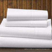 Hoja plana 100% del algodón de la armadura 300tc Hotel (DPFB8008)