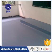 Plancher en plastique commercial ignifuge de prix usine de PVC pour la maison