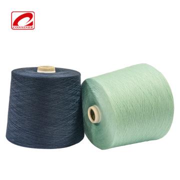 fábrica de fios de camiseta de caxemira de algodão