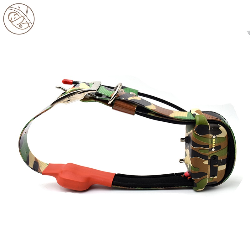 Dog No Bark Shock Trainer Collar Outdoors Hunting