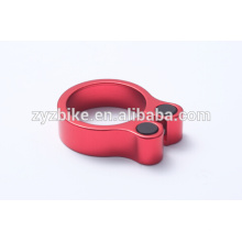 Colliers de fixation de sièges de vélo en aluminium haute qualité