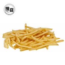 chips de patata dulce de alimentos saludables