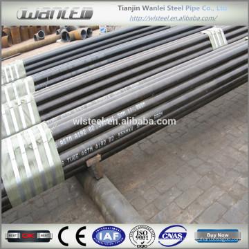 Od 152мм углеродистая бесшовная стальная труба