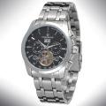 Date Forsining Automatic Mechanical Men Wrist Watch
