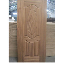 HDF Door Skin with Veneer Melamine Paper