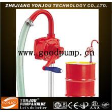 Bomba de aceite manual del barril de la fuerza / bomba de lubricación manual de la bomba de aceite / bomba de aceite manual de la mano / bomba de aceite manual práctica (YSB)