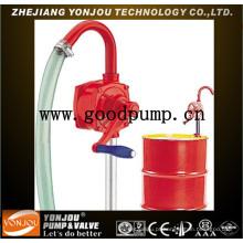 Bomba de óleo do barril da força da mão / bomba de lubrificação operada manual da bomba / bomba de óleo da mão / bomba de óleo manual acessível (YSB)