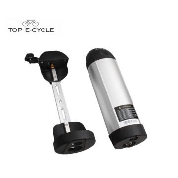 Down tube bottle 36 volt 8.8ah lithium battery for electric bike