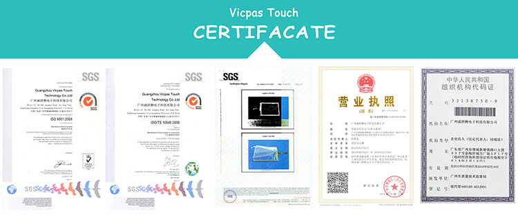 Certifications of VICPAS