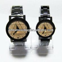 Reloj de regalo reloj de lujo conjunto para pareja JW-34