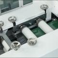 PLC control four-side sealing bag machine