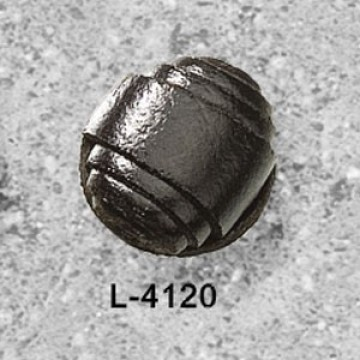 Atacado moda Design estofos couro botões forrados