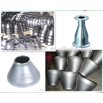 concentric reducer/ANIS carbon steel concentric reducer/Stainless Steel Sanitary Weld Concentric Reducer
