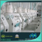 complete set 180-200t/24hr wheat flour mill plant