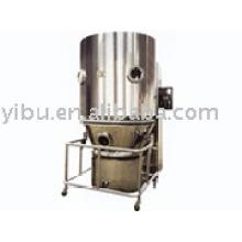 Secador de Fluidização de Alta Eficiência usado em pequenos blocos