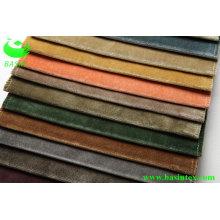 Tecido de sofá de veludo (BS4027)