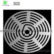 Pièces de rechange de compresseur de gaz Plaque de vanne en acier inoxydable