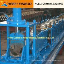 Hebei Xinnuo Design Roll formingm Regen Gosse Maschine