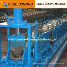 Hebei Xinnuo roll roll formingm máquina de calha de chuva