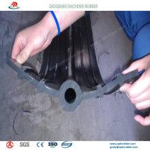 Cubierta de goma estándar con alto rendimiento de impermeabilización