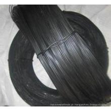 Fio de metal / fio recozido preto